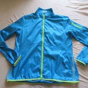 Womens Marmot Lightweight Jacket Sz L